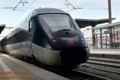 RV 2722 har lige ankommet  i spor 6.